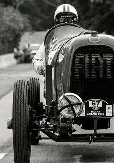 Fiat classic racer