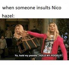 I love hazel