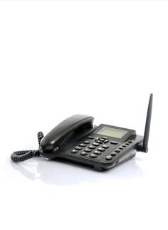 Wireless GSM Desk Phone Quadband SIM Card SMS Desktop | Consumer Electronics, Home Telephones & Accessories, Cordless Telephones & Handsets | eBay!