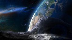 Asteroide passa vicino alla terra ...