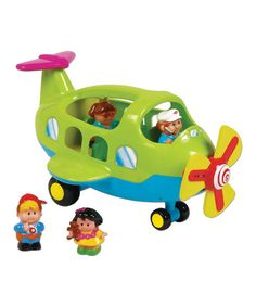 Shop Small World Toys Preschool - Activity Plane B/O. Free delivery and returns on eligible orders of or more. Preschool Block Area, Interactive Activities, Small World, Baby Cards, Color Patterns, Kids Toys, Plane, Fun, Ebay