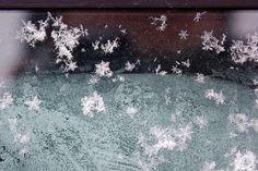 Fiocchi di neve, come nei libri