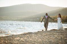   Lake Tahoe Wedding by Theilen Photography & Scott Corridan   via TahoeUnveiled.com