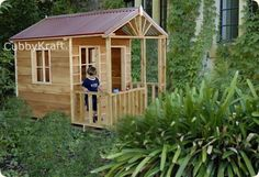 Kingfisher Cubby House