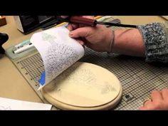 Walnut Hollow Tutorials | Creative Versa-Tool® Transfer Point by Walnut Hollow