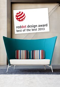 "Aura awarded the ""red dot: best of the best"" for the highest design quality Aura by Inno filled the international jury of experts for the ""red dot award: product design 2013"" with enthusiasm and received the ""red dot: best of the best"" award. Aura competed with the best of the industry and was chosen a winner due to its elaborate and innovative design."