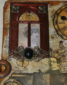 Steampunk Collage