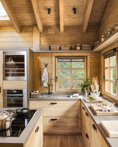 La cabaña perfecta existe y puedes verl