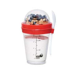 From the Kilo Solution by Starfrit collection: Quick, practical, the yogourt to go is also easy to bring !Convenient: Includes spoon and 4 oz / Liquid Measuring Cup, Measuring Cups, Kitchen Tools, Kitchen Appliances, Old Mattress, Yogurt Cups, Toddler Meals, Solution, Popcorn Maker