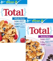 Save when you buy any ONE BOX Total® Cereal: Whole Grain Total®, Total® Raisin Bran. Cheerios Cereal, Honey Nut Cheerios, General Mills, Of Brand, Raisin, Oatmeal, Grains, Healthy Living, Korn