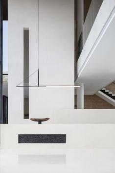 Dental Office Design, Modern Office Design, Healthcare Design, Modern Offices, Interior Design Portfolios, Room Interior Design, Ceiling Design, Wall Design, Design Design