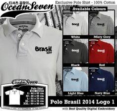 polo shirt brazil 2014 online t-shirt,kaos,polo,raglan,distro,sablon,coreldraw,photoshop
