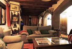 Interior casa rural La Covatilla III, en Salamanca