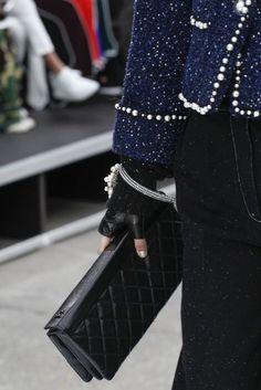Chanel Autumn/Winter 2017 Ready to Wear Details | British Vogue