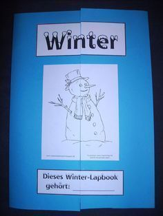 In den letzten Tagen habe  ich  Materialien für ein Winter-Lapbook erstell t und nach und nach hier veröffentlicht . Es ist sowohl für die...