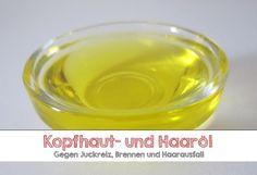 Kopfhaut-Öl