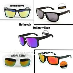 Holbrook SHAUN WHITE julian wilson Purple Sunglasses
