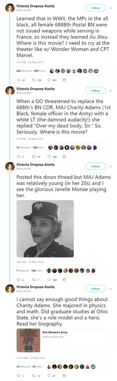 Women In History, Black History, Great Women, Amazing Women, Badass Women, The More You Know, Interesting History, History Facts, Things To Know