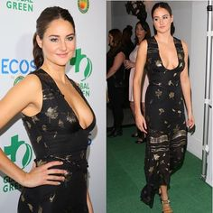 #ShaileneWoodley at the 20th Annual Global Green Awards on Sept. 29