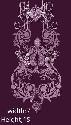 Textile Prints, Textiles, Aztec Decor, Paisley Art, Indian Flowers, Border Embroidery Designs, Kurti Neck, Door Design, Adobe Photoshop