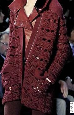 Marsala knit
