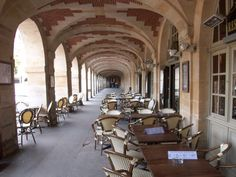 Cafe near Place de voges