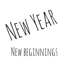 'New Year, New Beginnings'. Year Quotes, Quotes About New Year, Life Quotes, New Year New Beginning, Happy New Year, Beginning Quotes, Black & White Quotes, Inspirational Words Of Wisdom, Short Words
