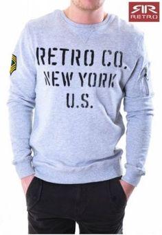 Antoine jogging top Retro Jeans Jogging, Graphic Sweatshirt, Sweatshirts, Jeans, Sweaters, Tops, Fashion, Walking, Moda