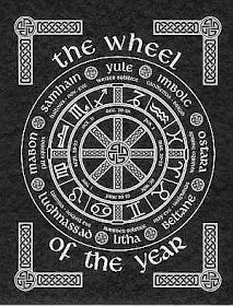 Wane Wyrds: Heathens and the Wheel of the Year