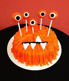 Monster Halloween Cake Bake Your Day, LLC - Alexandria, LA www.facebook.com/bakeyourdayllc (318) 229-0299 bakeyourdayllc@hotmail.com