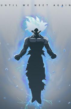 Goku Ultra Instinct - Until We Meet Again, Dragon Ball Super Dragonball Super, Goku Wallpaper, Super Anime, Art Anime, Dragon Ball Gt, Son Goku, Goku Ultra Instinct Wallpaper, Joker Wallpapers, Tattoos