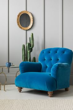 Bertie Armchair at Rose & Grey