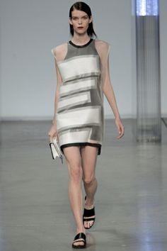 Sfilata Helmut Lang New York - Collezioni Primavera Estate 2014 - Vogue