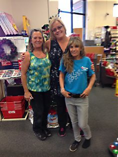 Me, Sue and Deb 2013