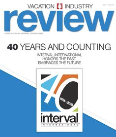 Interval International honors the past and embraces the future in the latest issue of Vacation Industry Review. #Interval40 Latest Issue, 40 Years, Iphone 6, The Past, Vacation, Future, Hipster Stuff, Vacations, Future Tense