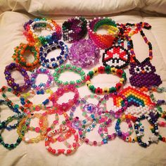 Ultimate Kandi Plur Package by PLURfectFashions on Etsy, $15.00