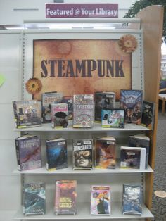 steampunk display | Flickr - Photo Sharing!