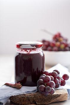 Wiem co jem Chutney, Hummus, Creative Food Art, Fruit Picture, Polish Recipes, Fresh Fruit, Preserves, Oreo, Healthy Life