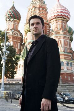 Richard Armitage. One day I'll have to go to Moscow...