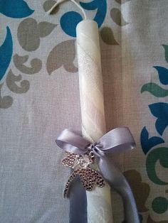 Style Sweets Design:   Χειροποίητες Λαμπάδες για τα βαφτιστήριαΛαμπάδες...
