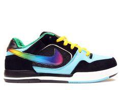 9187b1fbe20c Nike Zoom Air Paul Rodriguez (P-Rod) II (2) – Black   Clearwater