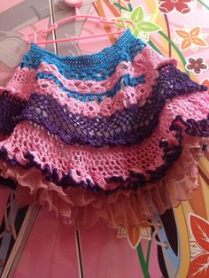 Crochet my job