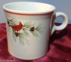 $8 retired cardinal coffee mug