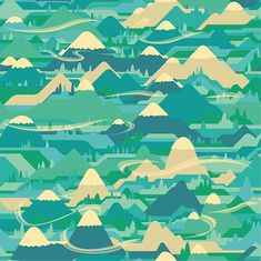 Awesome Pattern Designs by Ben O'Brien