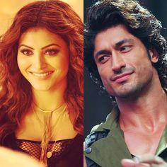 Action Queen Urvashi Rautela along with India's Gen next action hero Vidyut Jamwaal for #galbangayi new look !!! #1daytogo @yyhs