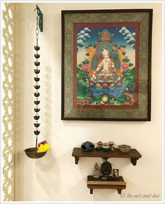 With creamy white walls and an open arrangement in the floor plan, the home of Aninda and Mayank in Delhi, is an enviable balance of tranqu...
