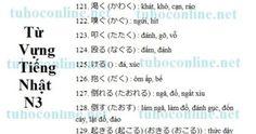 Từ vựng N3 sách mimi kara oboeru 32. Cùng học mỗi ngày 10 từ vựng tiếng Nhật N3 theo giáo trình mimi kara oboeru nihongo. Luyện thi N3 đều đặn.