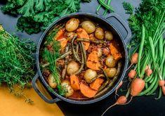 Nyhtökaurapata | Minska reseptit Pot Roast, Ethnic Recipes, Food, Carne Asada, Roast Beef, Essen, Meals, Yemek, Eten