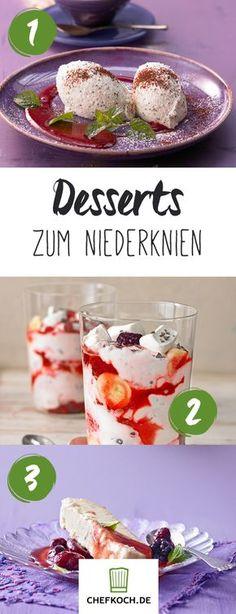 desserts zum niederknien 9 rezepte