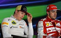 """MAGAZINEF1.BLOGSPOT.IT: Schumacher: """"Raikkonen-Alonso miscela esplosiva!"""""""